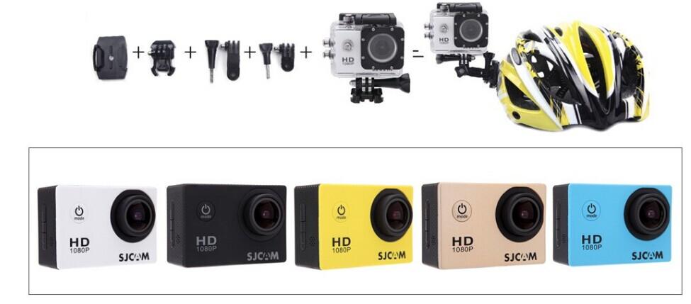 Waterproof Anti Shake Camera